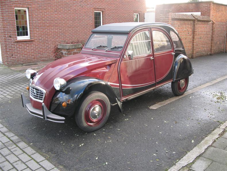 citroën 2cv6 charleston foto 2