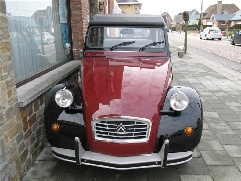 Citroën 2cv6 Charleston foto 1