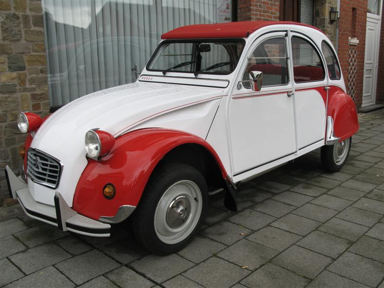 citroën 2cv6 dolly foto 2