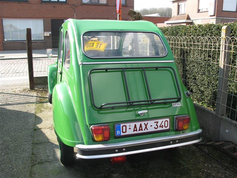 citroën 2cv6 club foto 3