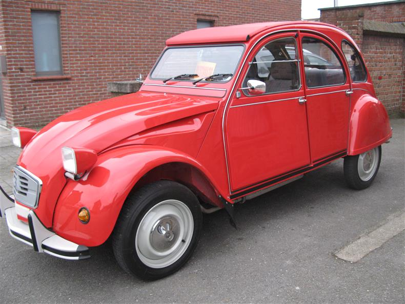 citroën 2cv6 club foto 2